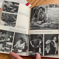 From #JuliaChild's famous #PBScookingshow comes the #FrenchChefCookbook from 1968. #Recipes arranged according to the sequence of her television programs, show 14 to 134. #Cookbook now available in Etsy! Pbs Cooking Shows, 1960s Kitchen, Television Program, Recipes, Etsy, Ripped Recipes, 60s Kitchen, Cooking Recipes