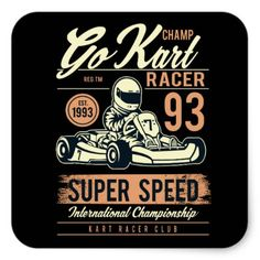 Vintage Graphic Design, Graphic Design Typography, Graphic Design Inspiration, Jdm Stickers, Custom Stickers, Auto Poster, Mechanical Design, Go Kart, Cat Gifts