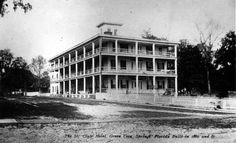 Built in 1860 to Vintage Florida, Old Florida, Green Cove Springs, Fernandina Beach, Florida Hotels, Sunshine State, Jacksonville Fl, Southern Style, Vintage Pictures
