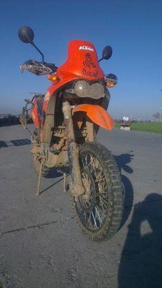 KTM 640 advanture