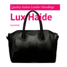 Lux Haide by Genuine Baggage