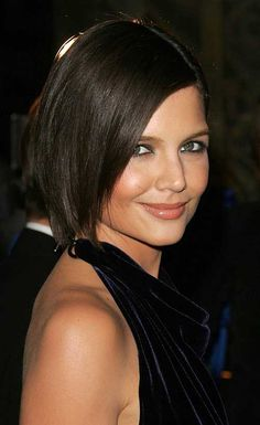 25 Katie Holmes Bob Haircuts | Bob Hairstyles 2015 - Short Hairstyles for Women