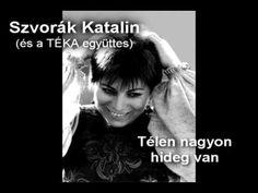 Népdalok (Szvorák Katalin és a TÉKA együttes) Hungarian Folk Music