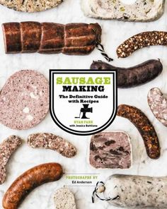 By the author of Whole Beast Butchery With the rise of the handcrafted food movement, food lovers are going crazy for the all-natural, uniquely flavored, handmade sausages they're finding in butcher c