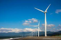 Bnagui Windmills, Ilocos Norte