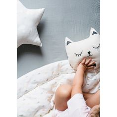 Coussin musical Chat
