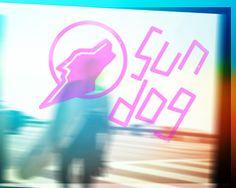 Logopond - Logo, Brand & Identity Inspiration Brand Identity, Neon Signs, Dog, Inspiration, Diy Dog, Biblical Inspiration, Doggies, Branding, Dogs