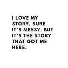 I am the first to admit that my story is insanely messy. I always get irritated when people say to me wouldn't it be so much better if you just did this instead of what you actually did? 👣 👣 I get so upset because I wouldn't be the