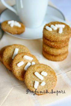 Biscotti di segale integrale