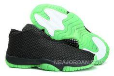 http://www.nbajordan.com/promo-code-for-nike-air-jordan-future-glow-mens-shoes-black-green.html PROMO CODE FOR NIKE AIR JORDAN FUTURE GLOW MENS SHOES BLACK GREEN Only $98.00 , Free Shipping!