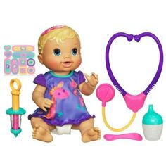Why Baby Alive dolls are evil.