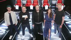 """Die Coaches von """"The Voice of Germany"""": Mark Forster, Michi Beck, Smudo, Yvonne Catterfeld und Samu Haber Criminal Minds, Coach 2017, Mark Forster, The Voice Of Germany, Sunrise Avenue, Paddy Kelly, Entertainment, Photo Shoot"""