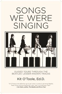 """Our BOOK OF THE WEEK is """"Songs We Were Singing"""". This incredible book uncovers the buried treasures of Beatles songs that deserve a second listen. Kit O'Toole takes readers through the composing and recording processes of Beatles songs and you will be amazed at what she has uncovered. Get your copy now. Beatles Books, The Beatles, Eleanor Rigby, Hey Jude, Book Week, Bbc Radio, Songs To Sing, Ringo Starr, Paul Mccartney"""