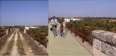 Puglia: presentata la Ciclovia dell'Acquedotto