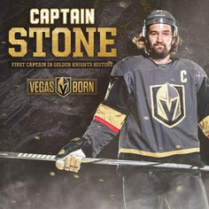 Mark Stone has been chosen as our first captain in franchise history!!! Congrats Mark🗿 Golden Knights Hockey, Vegas Golden Knights, New York Knicks, New York Jets, San Jose Sharks, Phoenix Suns, Edmonton Oilers, Vancouver Canucks, Orlando Magic
