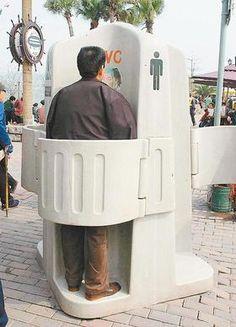 Public Toilet.....  Where????
