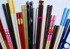 Rather than using disposables, BYO chopsticks next time you get sushi or order in!