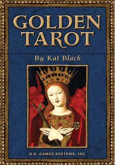 Golden Tarot; Kat Black; tarot.nl; koppenhol uitgeverij
