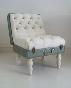 Cute idea. I've also seen pet beds made from this same concept, except i would like a chair like this....Yup....