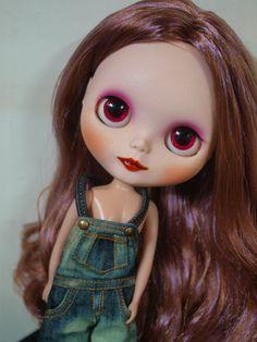 OOAK Custom Blythe Doll by K M の eBay