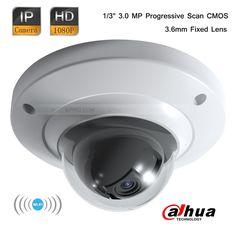 117.64$  Watch here - http://alikvd.worldwells.pw/go.php?t=32500818490 - Dahua 3.0MP CMOS CCTV Full HD Wi-Fi Mini Dome 1080P Security IP Camera 3.6mm Lens