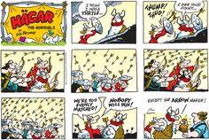 Hagar the Horrible Comic Strip for August 24, 2014 | Comics Kingdom