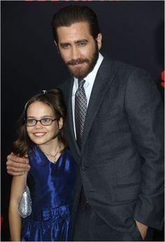 Southpaw Jake Gyllenhaal et Oona Lawrence