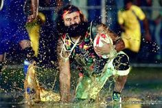 """According to a Mumbai Mirror report, saint turned-director-actor Gurmeet Ram Rahim Singh Ji Insan insisted on doing all his stunts himself. Speaking about the same, Ram Rahim Singh Ji has been quoted in the report as saying that """"I used to be available for my followers a lot more during shooting. Most scenes in the film are real instances of me helping them. As far as the action is concerned, I performed all the stunts myself. It would be wrong to jeopardize someone else's life. A film of…"""
