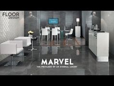 Natural colours and veining, deep shades and transparent cloud effects: the Marvel coloured in body porcelain stoneware recreates the surfac...