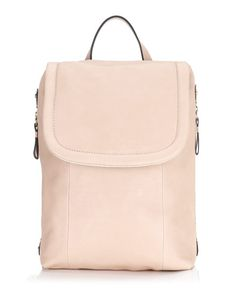 Love my new pink rucksack from Jigsaw