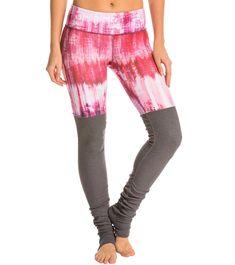 Mesh Goddess Legging | Yoga Pants You'll Live In | Pinterest ...