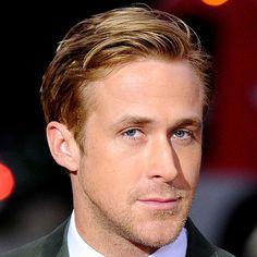 Ryan Gosling Facial Hair - Hot Ryan Gosling Beard Styles For Men - Stubble Beard, Full Facial Hair, Long Beards Ryan Gosling Beard, Stubble Beard, Mustache Styles, Celebrity Haircuts, Short Beard, Long Beards, Beard Styles For Men, Beard Gang, Famous Men