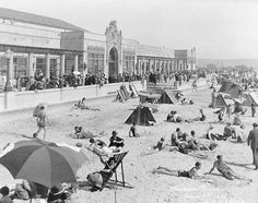 Mission Beach, c. 1925