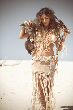 Spell & the Gypsy Collective Spring / Summer 12 / 13 LookBook