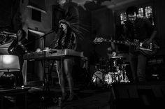 """Premiere: JINGO stream live version of """"Ghost in the Machine"""""""