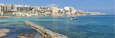 Qawra Hotels & Resorts, Online Booking for Accomodation in Malta - Modern Farm Town, Malta Island, Top Country, Archipelago, Hotels And Resorts, Scenery, Places To Visit, Around The Worlds, Paisajes