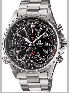 Men's Casio EF-527D-1AV edifice chronograph watch