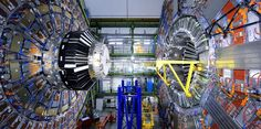 Scientists at CERN in Switzerland have announced the discovery of a new elementary particle, the first new particle since the . Cern Collider, Particle Collider, Tesla Technology, Science And Technology, Aviation Technology, Lhc Cern, Elementary Particle, Particle Accelerator, Physics Research