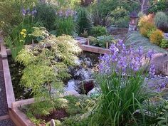 Ewa in the Garden: Top 10 Most Beautiful Water Gardens Pictures - Inspirational Monday