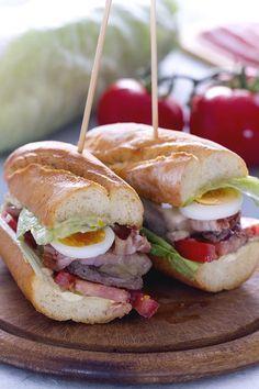 Panini Sandwiches, Sandwich Bar, Toast Sandwich, Sandwiches For Lunch, Sandwich Recipes, Bento Recipes, Fruit Recipes, Diet Recipes, French Sandwich