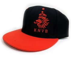 Hallo #Netherlands! Check out this FIFA Soccer KNVB Flat Visor Baseball Cap Hat for the World Cup!
