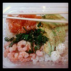 Shirashi Premium (Sushi Factory / Santiago / Chile).