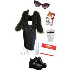 marla singer costume - Google Search