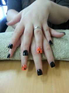 My holloween nails