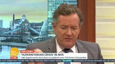 Piers: 'Doctors DON'T want your thanks, Jeremy Hunt'