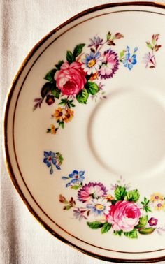 Pretty Plates : because now i have so many pretty plates