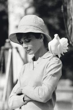 Audrey. The definition of grace.
