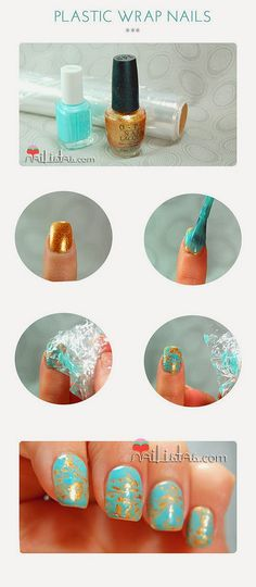 Nail Designs - tutorial | ift.tt/1mTbTkD | negle negler | Flickr
