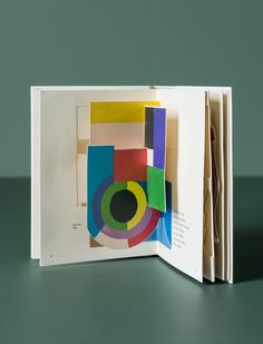Madame Sonia Delaunay: A Pop-Up Book | everyday needs