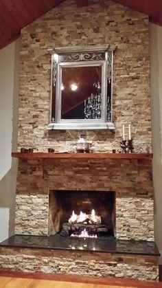 Fireplace Renovation | Beautiful Fireplace Remodel